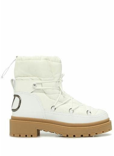 Valentino Garavani Bot Beyaz